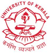 Department of Geology, University of Kerala